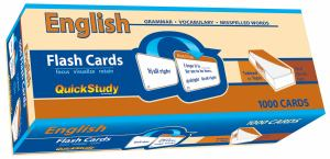 English Flash Cards (SKU 10486689140)
