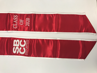 Graduation Sash 2020 Dated