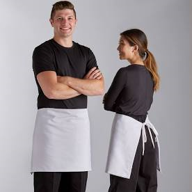 Apron 4-Way White (SKU 11071044254)