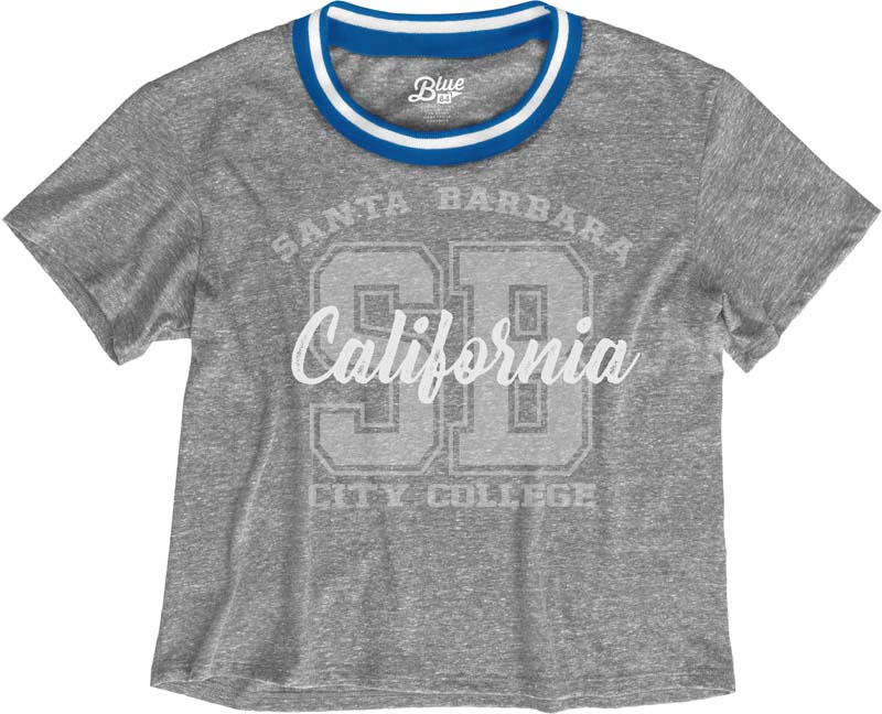 Blue 84 Brooklyn Crop Tee (SKU 11076124186)