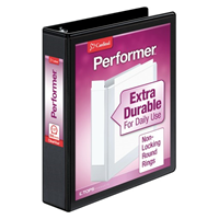 Cardinal Performer Clear Vue Binder