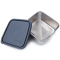 DIVIDED TO-GO CONTAINER 50 OZ