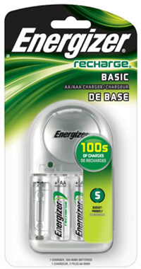 Energizer Basic Charger Aa Or Aaa