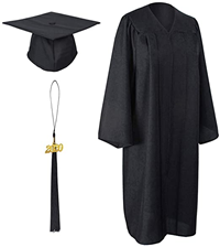 GRAD PACK 3 (Please specify height and tee shirt size in comments)