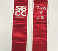 Graduation Sash Dated 2020