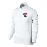 NIKE WOMENS GOLF THERMAL 1/2 ZIP