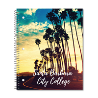 Roaring Springs Notebook 1 Subject Digi Palm