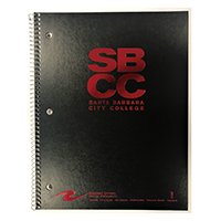 NOTEBOOK 1 SUB SBCC OFFICIAL LOGO