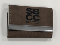 SBCC 2-SIDED BUSINESS CARD HOLDER