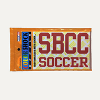 Sbcc Soccer Decal