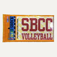 Sbcc Volleyball Decal