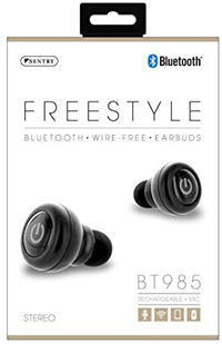 Sentry Freestyle Wire Free Earbuds