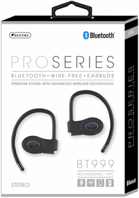 Sentry Pro Series Wire Free Earbuds